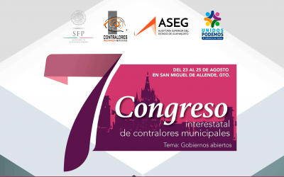 Séptimo Congreso Interestatal de Contralores Municipales
